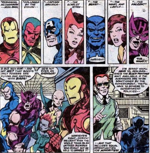 Image result for avengers 181