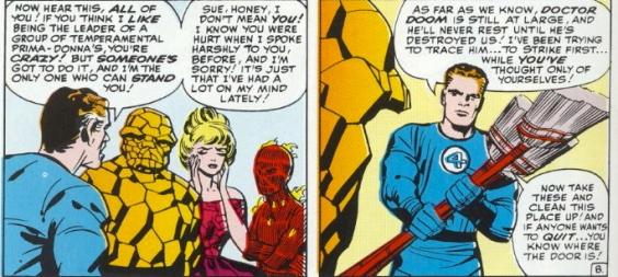 sweep superheroes