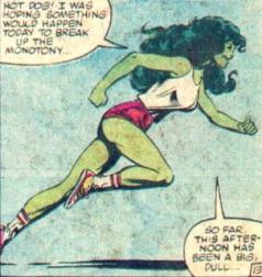 she hulk running