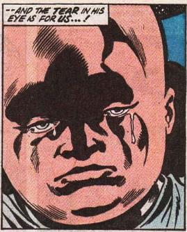 the watcher cries john harkness