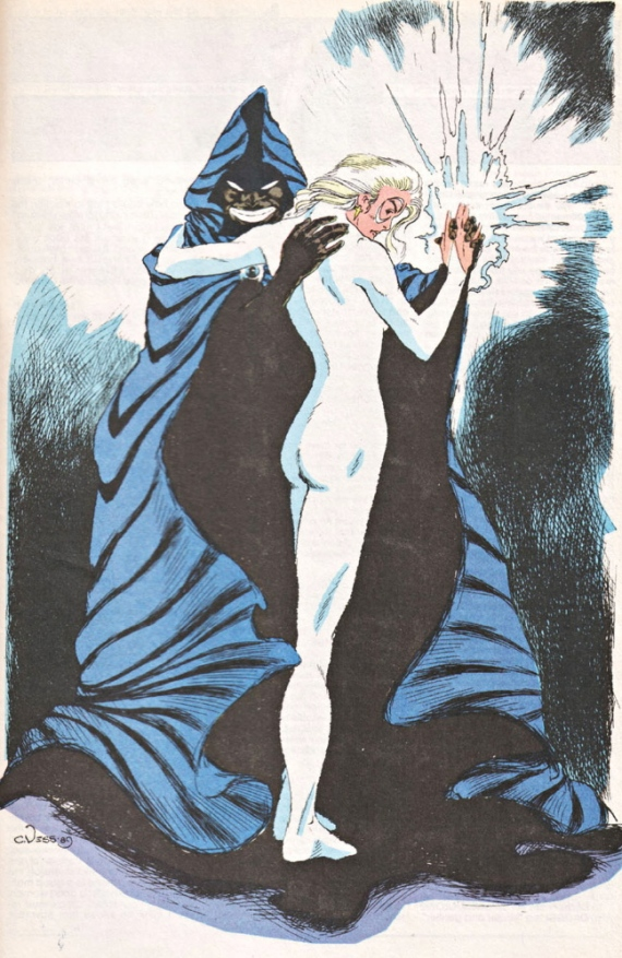 cloak and dagger charles vess