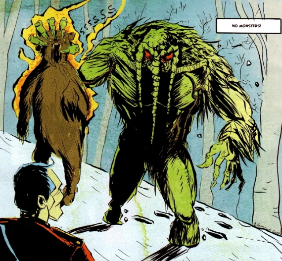 jeff lemire man thing