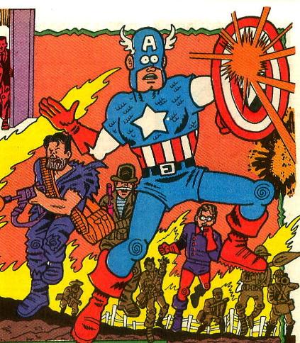 hembeck captain america