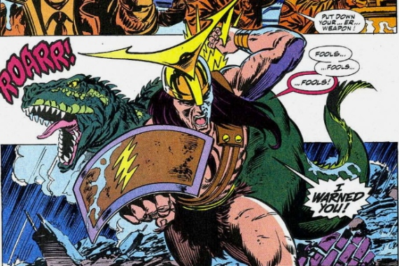 Image result for arkon marvel comics