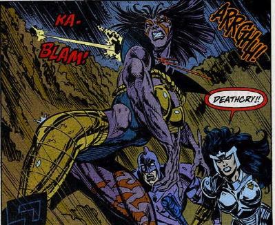 avengers 378 deathcry