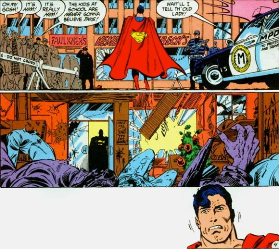 superman bloodsport byrne