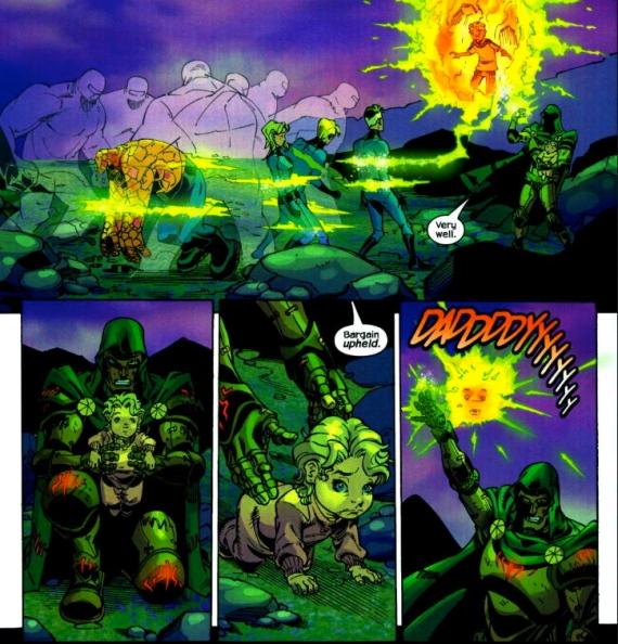 Fantastic Four 70