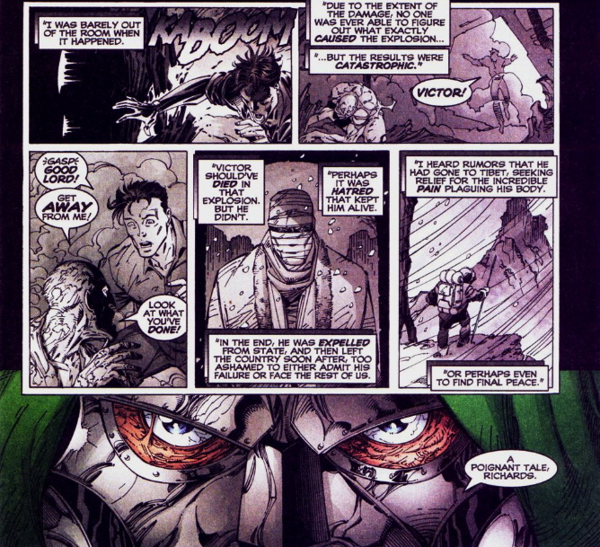 origin of dr doom