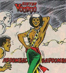 black superhero porn music
