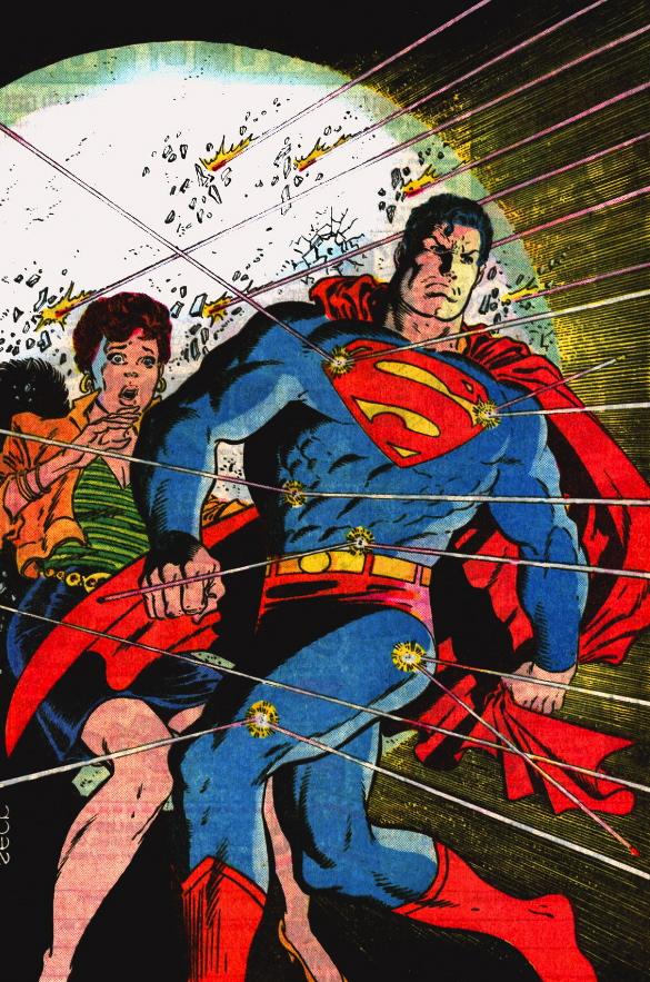 superman mike zeck