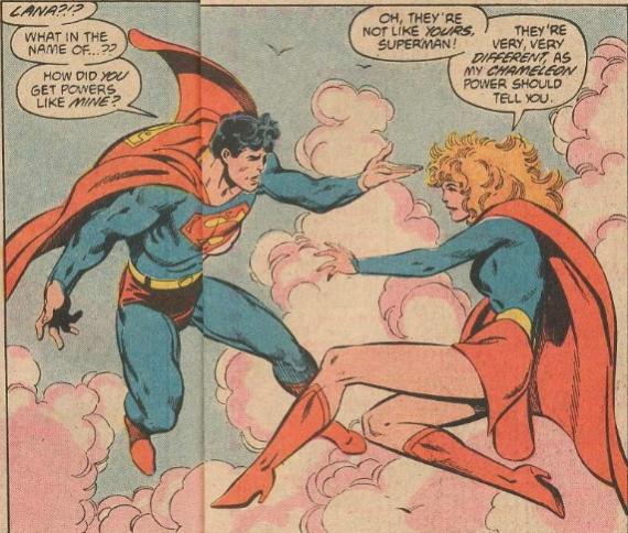 lana supergirl