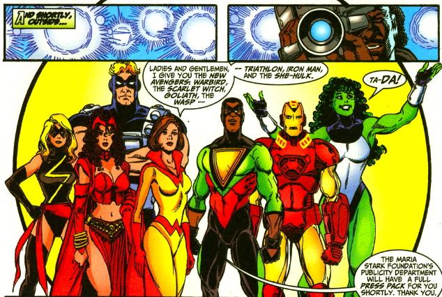 avengers 442 triathalon