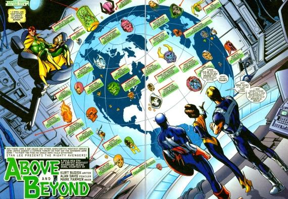 avengers 453