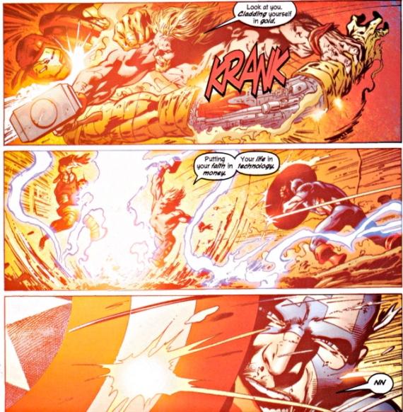 avengers movie comic