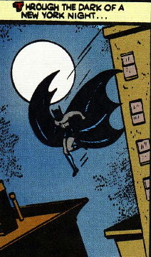 batman in new york