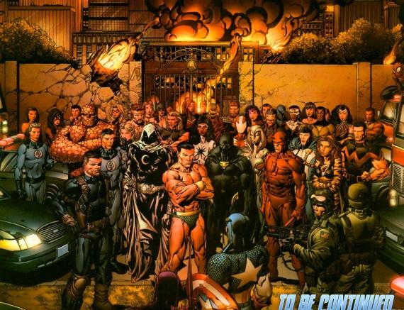 avengers 501