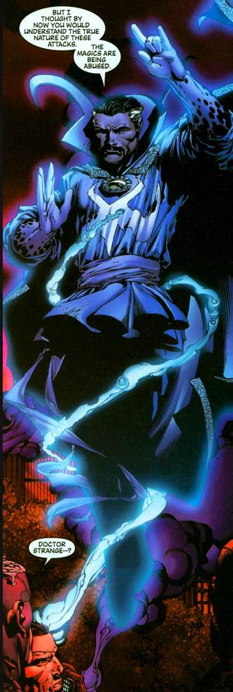 avengers 502 sr. strange