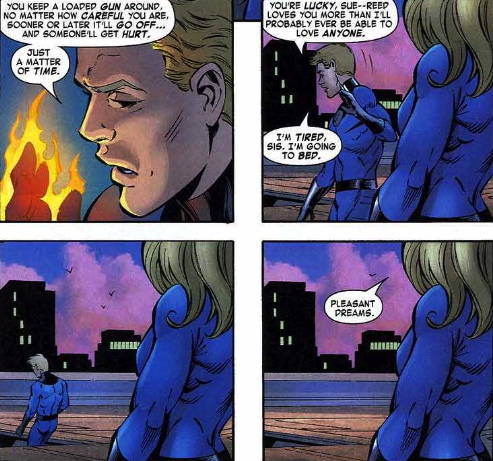 fantastic four dream fever 525