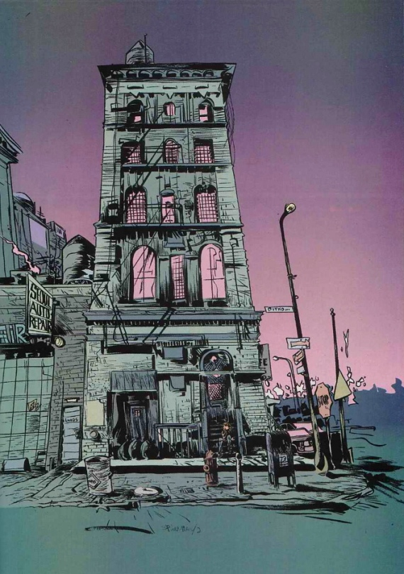 Paul Pope-Tangled Web #15