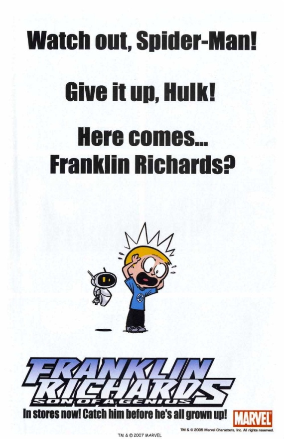 franklin richards house ad