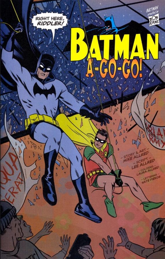 batman a go go