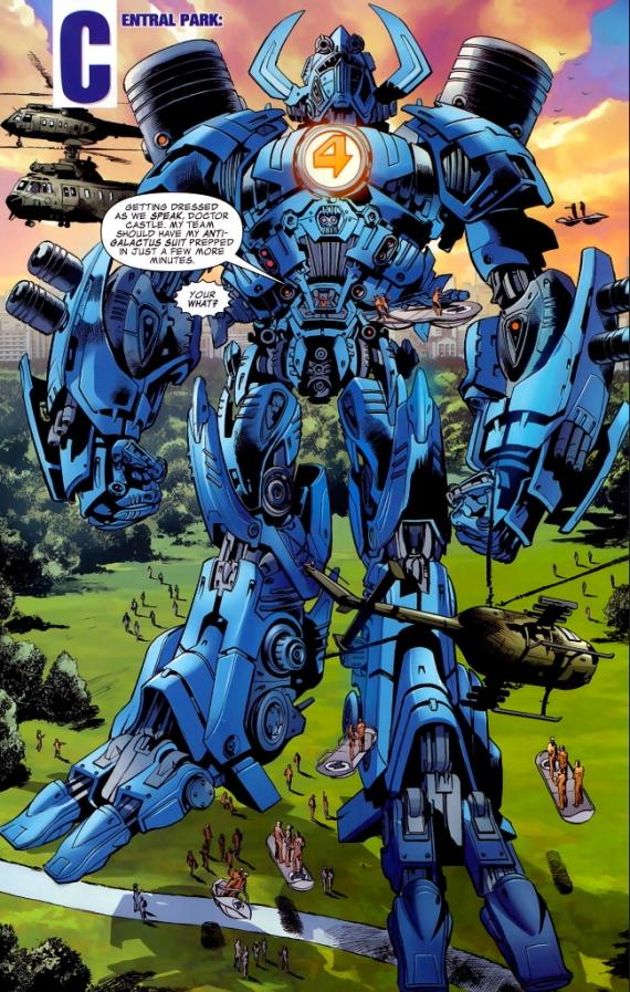 captain america robot