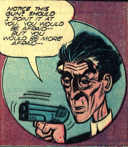 1st appearance scarecrow