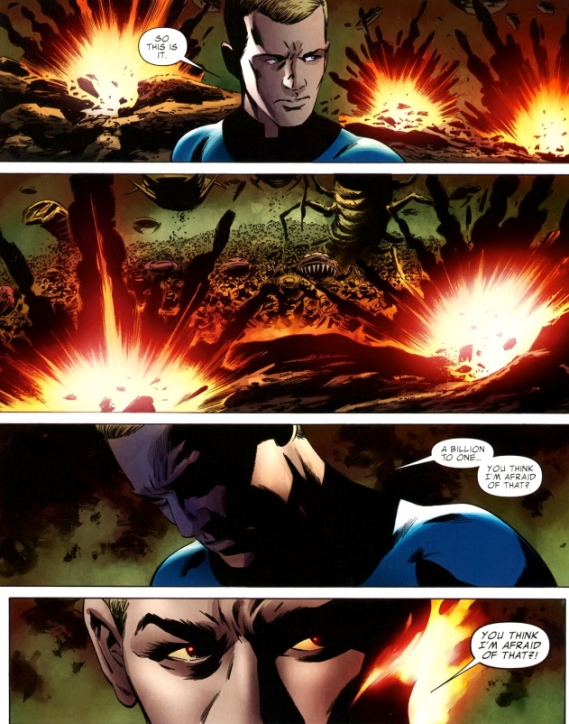 fantastic four human torch last stand