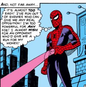 first spider signal