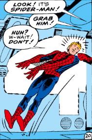 flash Thompson Spider-Man