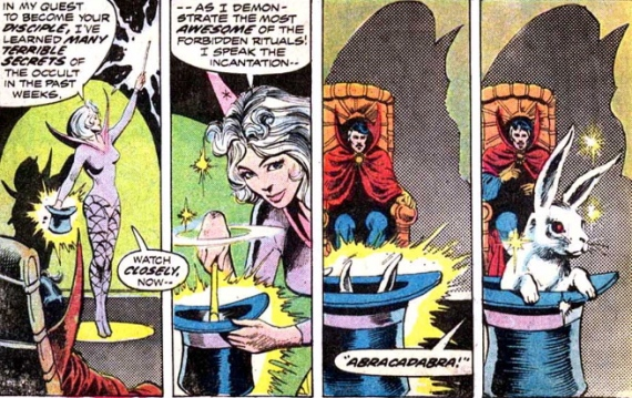 clea and doctor strange