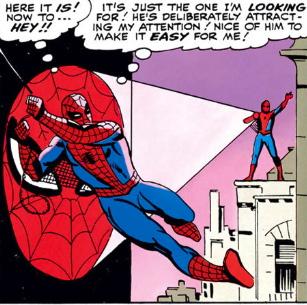 first spider-signal