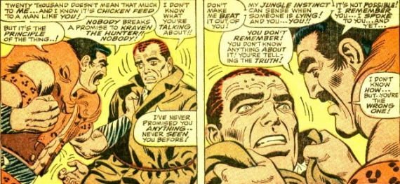 harry osborn kraven