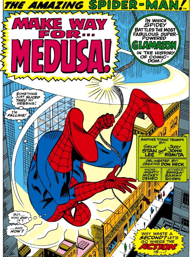 AMAZING SPIDER-MAN #62