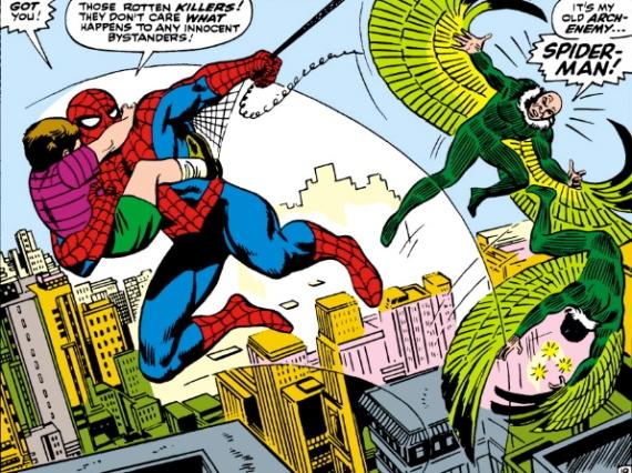 AMAZING SPIDER-MAN #63-64