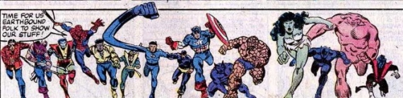 non-flying marvel heroes