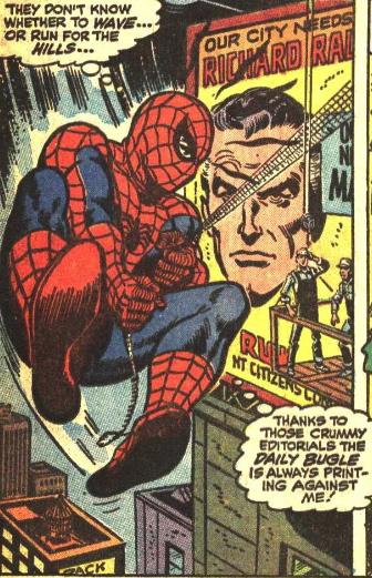 AMAZING SPIDER-MAN #116