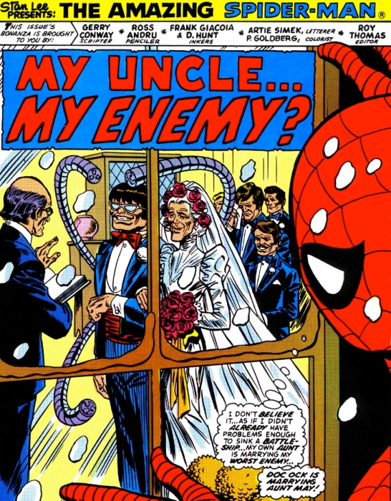 uncle octopus aunt may